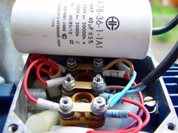 Circuito De Control De Motor Trifásico De Una Red Monofásica Arranque Sin Condensador De Motores Eléctricos Trifásicos Desde Una Red Monofásica